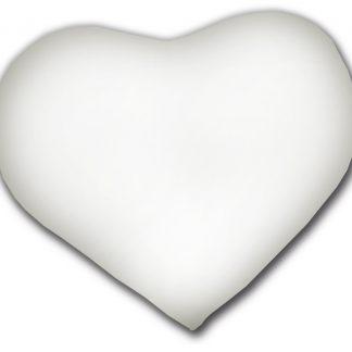cojín antiestrés corazón