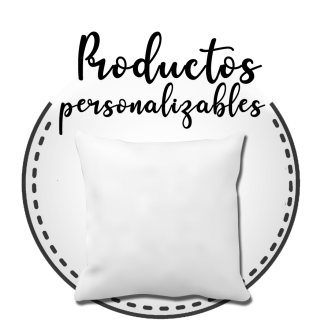 Productos para personalizar